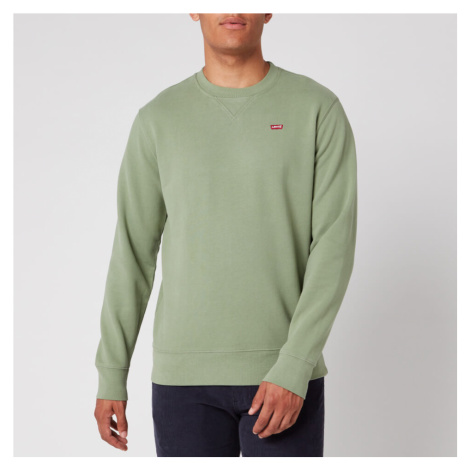 Levi's Men's New Original Sweatshirt - Hedge Green Levi´s
