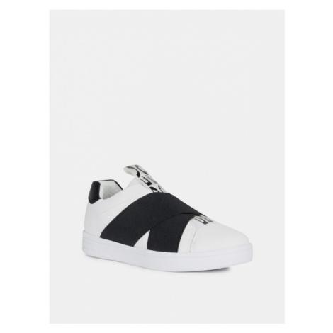 Geox Djrock Sneakers White