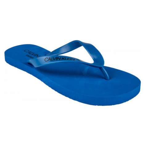Calvin Klein FF SANDALS blue - Men's flip-flops