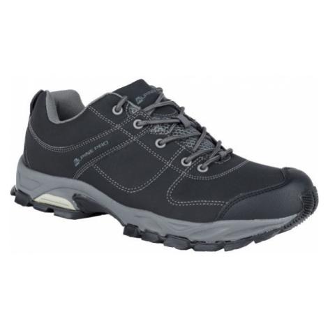 ALPINE PRO ORC dark gray - Men's trekking shoes