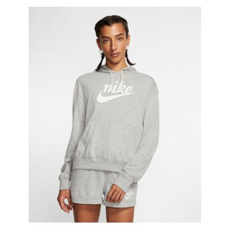 Nike Gym Vintage Sweatshirt Grey