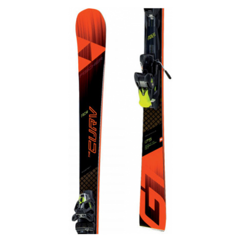 Fischer RC4 THE CURV GT RT + MBS 13 RC4 PR - Downhill skis