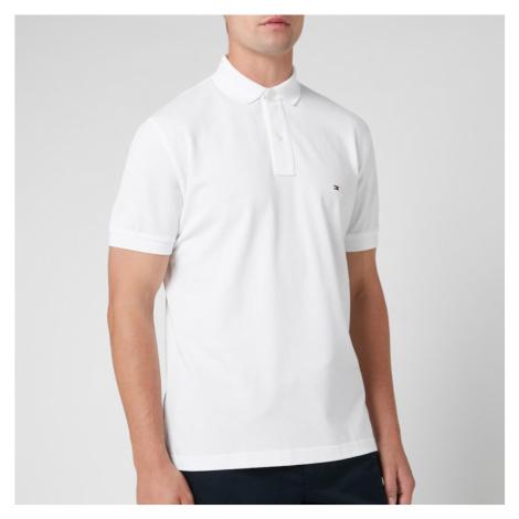 Tommy Hilfiger Men's Regular Fit Polo Shirt - White