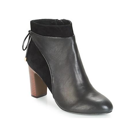 Jonak BEAR women's Low Ankle Boots in Black