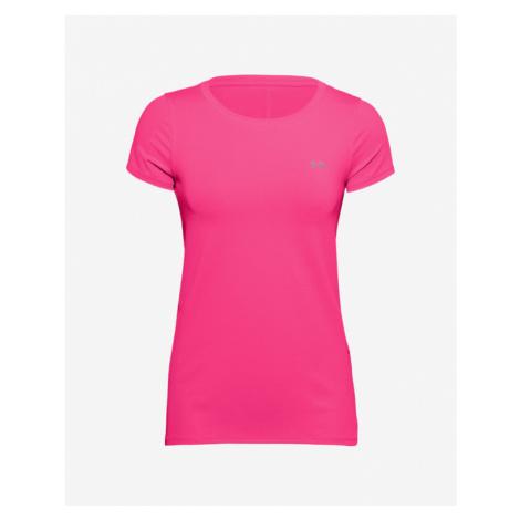 Under Armour HeatGear® T-shirt Pink