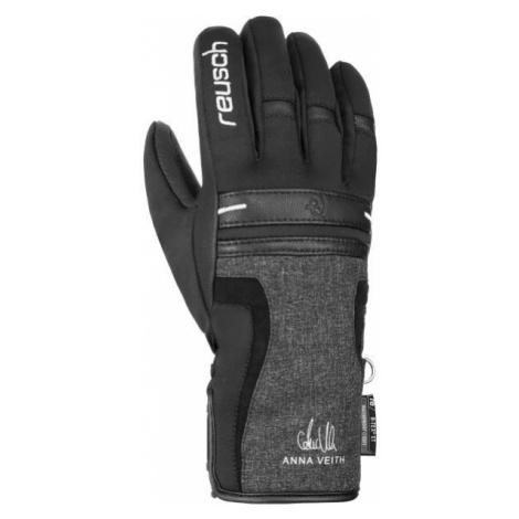 Reusch ANNA VEITH R-TEX XT black - Ski gloves