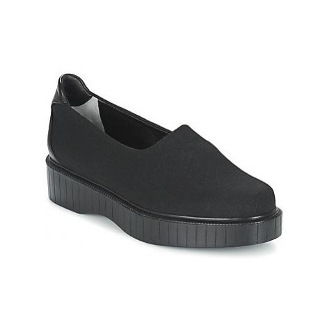 Robert Clergerie PAULI women's Slip-ons (Shoes) in Black