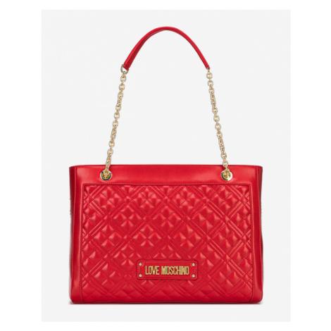 Love Moschino Handbag Red