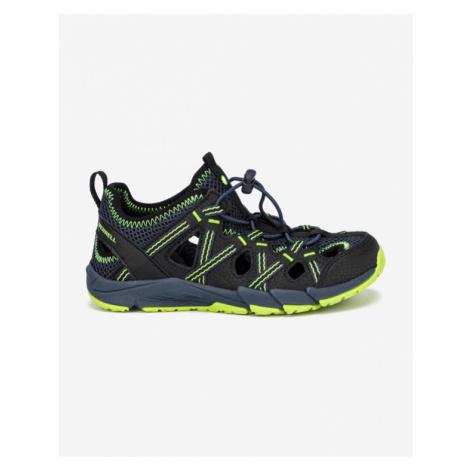 Merrell Hydro Choprock Outdoor Kids Sandals Black Green