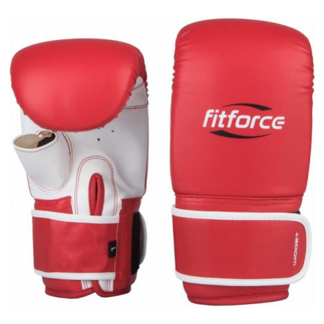 Fitforce WIDGET red - Boxing gloves