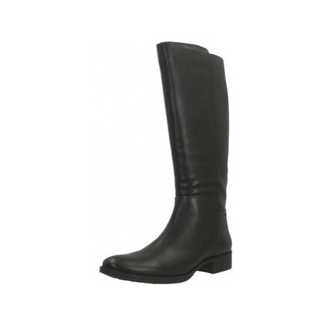 Geox D LACEYIN women's High Boots in Black