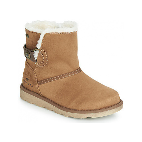 Tom Tailor - girls's Children's Mid Boots in Brown