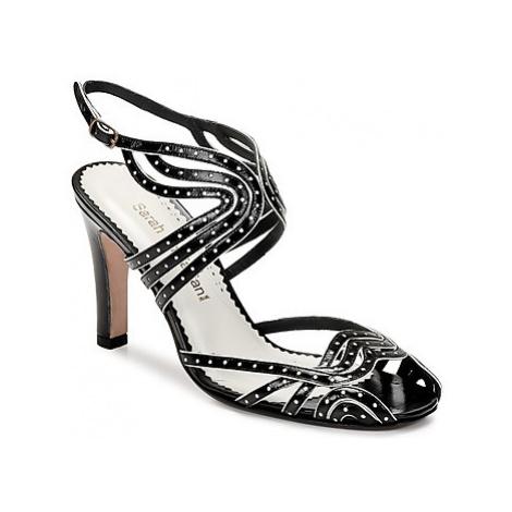 Sarah Chofakian WINGS women's Sandals in Black