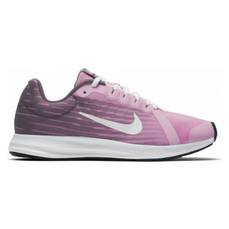 Nike DOWNSHIFTER 8 GS pink - Kids' running shoes