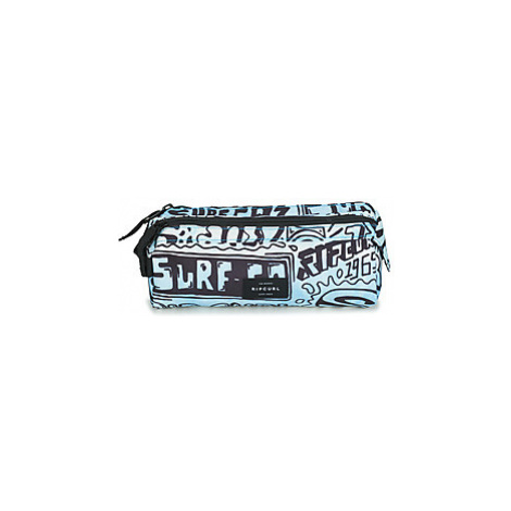 Rip Curl PENCIL CASE 2CP boys's Children's Cosmetic bag in Blue