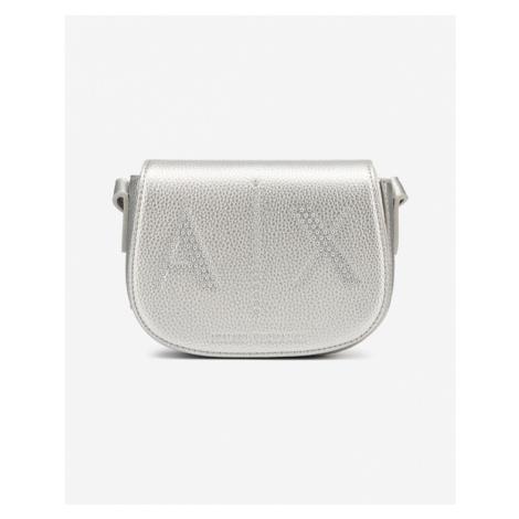 Armani Exchange Handbag Silver