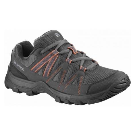 Salomon DEEPSTONE W black - Women's trekking shoes