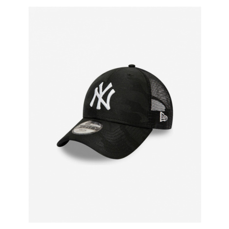 New Era New York Yankees MLB Seasonal The League 9Forty Kids Cap Black
