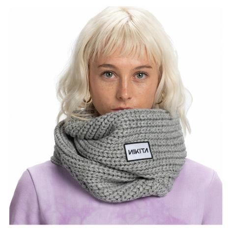 scarf Nikita Scramble - Neutral Gray - women´s