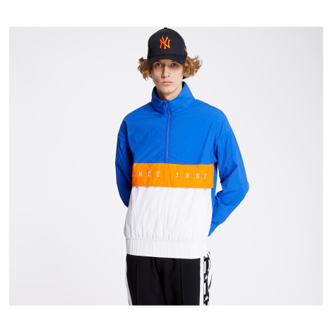 Kappa Authentic La Camarg Jacket Blue Royal/ Orange/ White