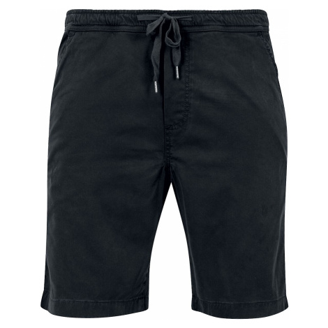Urban Classics Stretch Twill Jogging Shorts Shorts black