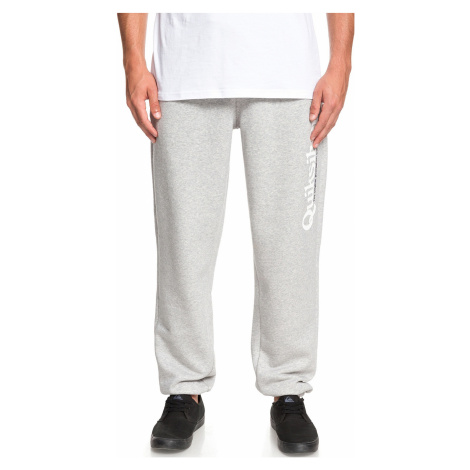 tracksuit Quiksilver Trackpant Screen - SJSH/Light Gray Heather - men´s