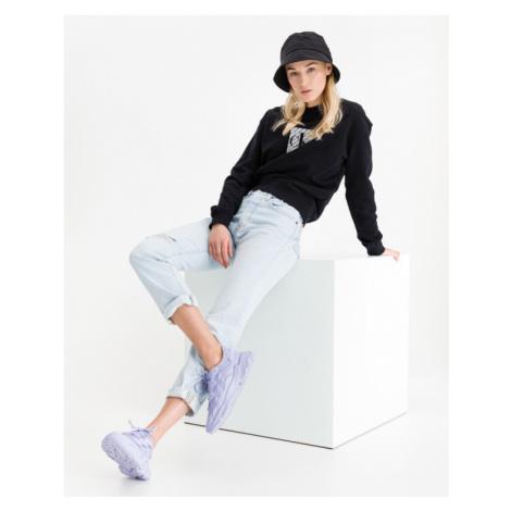 Calvin Klein Hologram Logo Sweatshirt Black