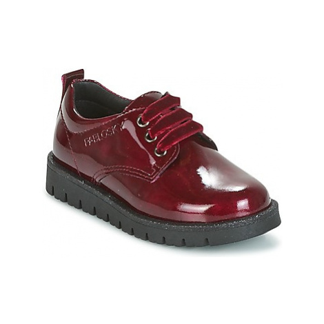 Pablosky CHINY girls's Children's Casual Shoes in Red