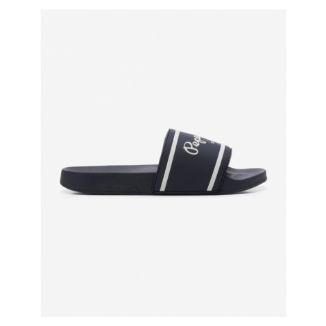 Pepe Jeans Basic Slippers Blue