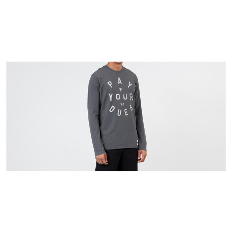 Under Armour Project Rock Pay Your Dues Tee Grey