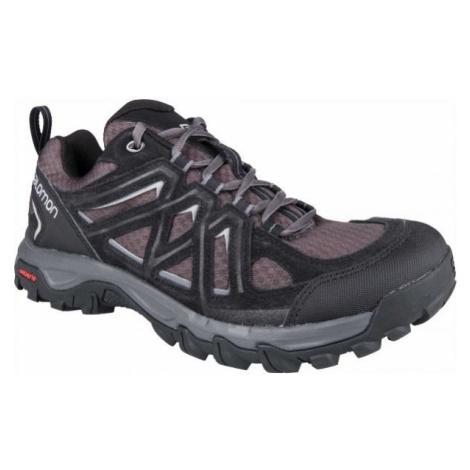 Salomon EVASION 2 AERO grey - Men's hiking shoes