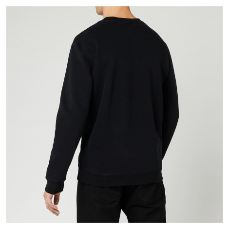 BOSS Casual Men's Weevo Relaxed Fit Sweatshirt - Black Hugo Boss