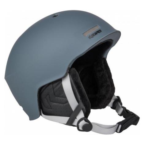 Reaper EPIC gray - Men's snowboard helmet