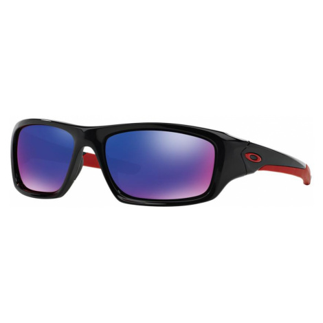 Oakley Man OO9236 Valve® - Frame color: Black, Lens color: Red, Size 60-16/133