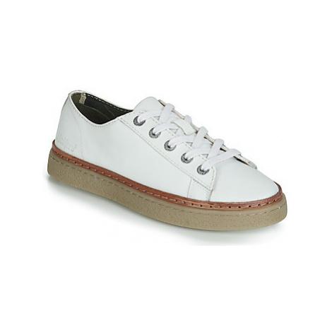 Kickers SAMLA women's Shoes (Trainers) in White
