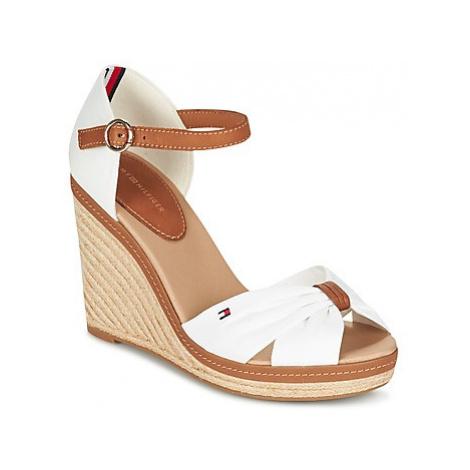 Tommy Hilfiger ELENA 56D women's Sandals in White