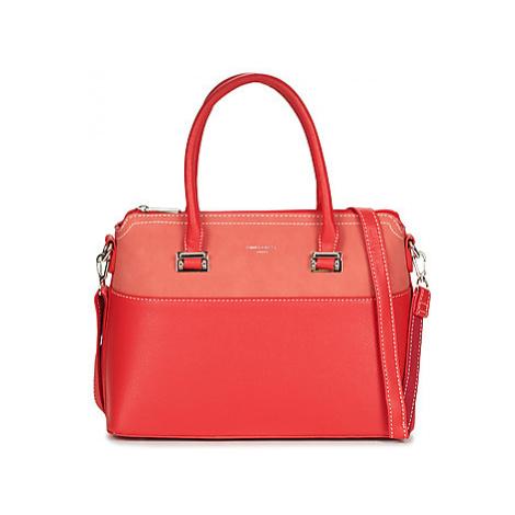 David Jones ANITA women's Handbags in Red
