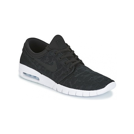 Nike STEFAN JANOSKI MAX SB men's Shoes (Trainers) in Black