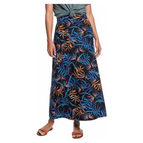 skirt Roxy Tropical Chancer - KVJ9/Anthracite Wild Leaves - women´s