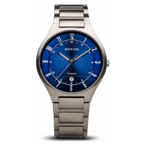 Bering Watch Titanium Mens