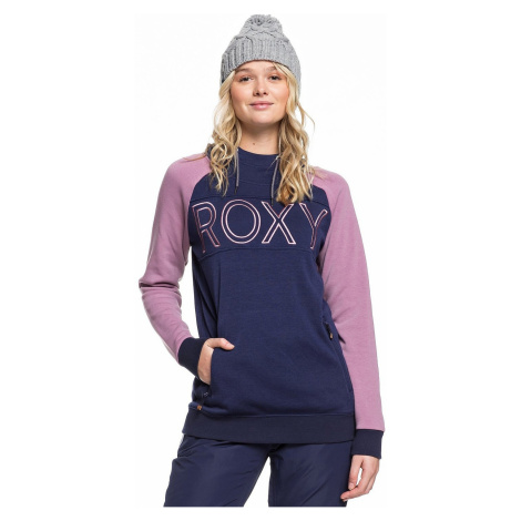 sweatshirt Roxy Liberty - BTE0/Medieval Blue - women´s