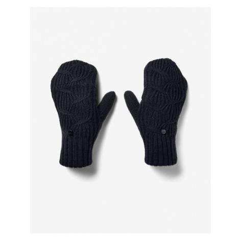 Black women's fashion gloves
