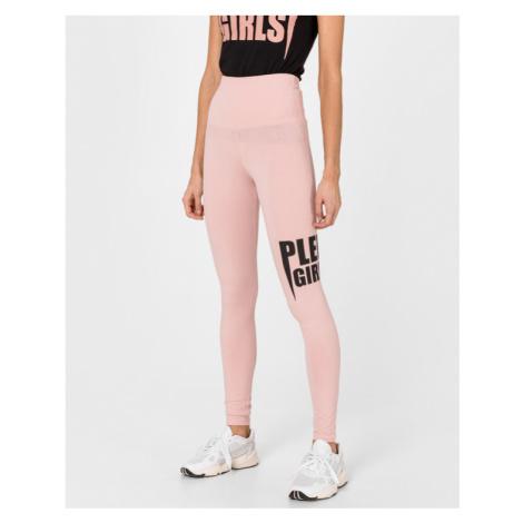 Philipp Plein Plein Girls Leggings Pink