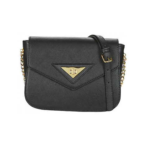 Ted Lapidus CLEMENCE women's Shoulder Bag in Black