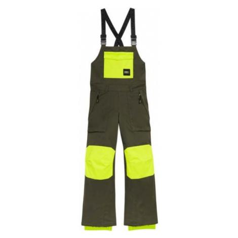 O'Neill PB BIB PANTS dark green - Boys' snowboard/ski pants