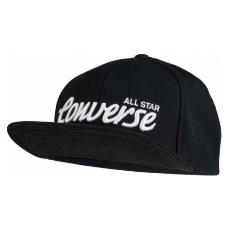 Converse SCRIPT SNAPBACK grey - Men's baseball cap