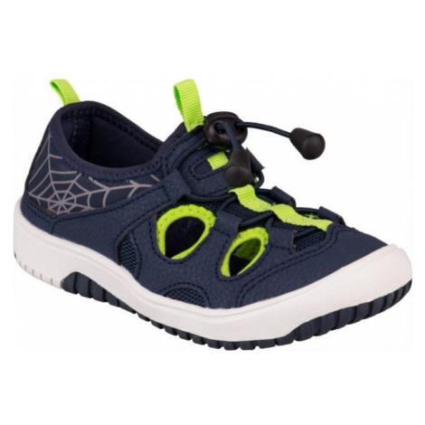 Crossroad MIDER green - Kids' sandals