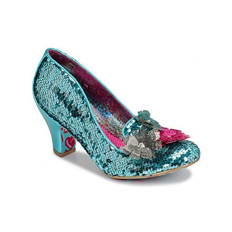 Irregular Choice CARIAD women's Court Shoes in Blue