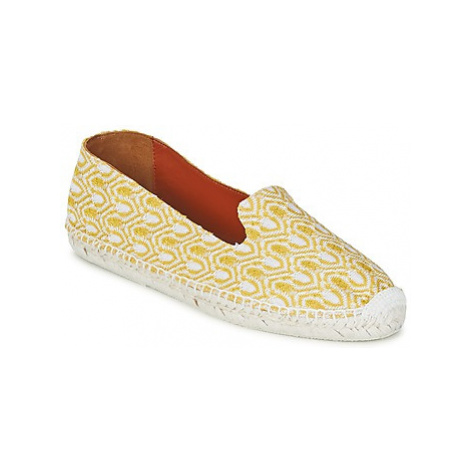 Missoni XM029 women's Espadrilles / Casual Shoes in Yellow