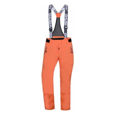 Husky GOILT L orange - Women's ski pants